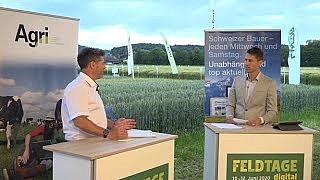 Video link: Feldtage Talk Donnerstag 11.06.2020 - Livestream direkt vom Feldtagegelände in Kölliken